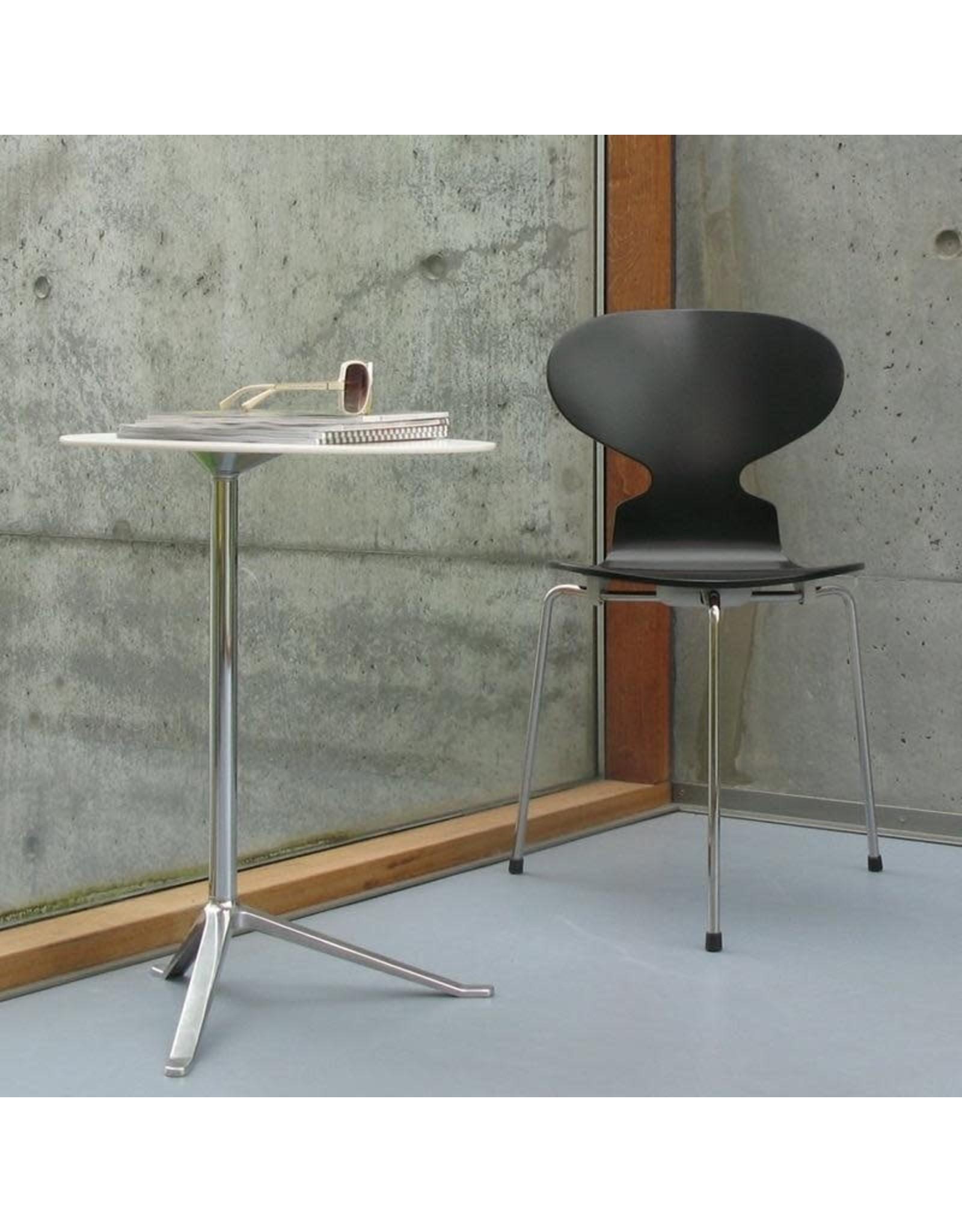FRITZ HANSEN 3100 ANT 黑色岑木餐椅/螞蟻椅
