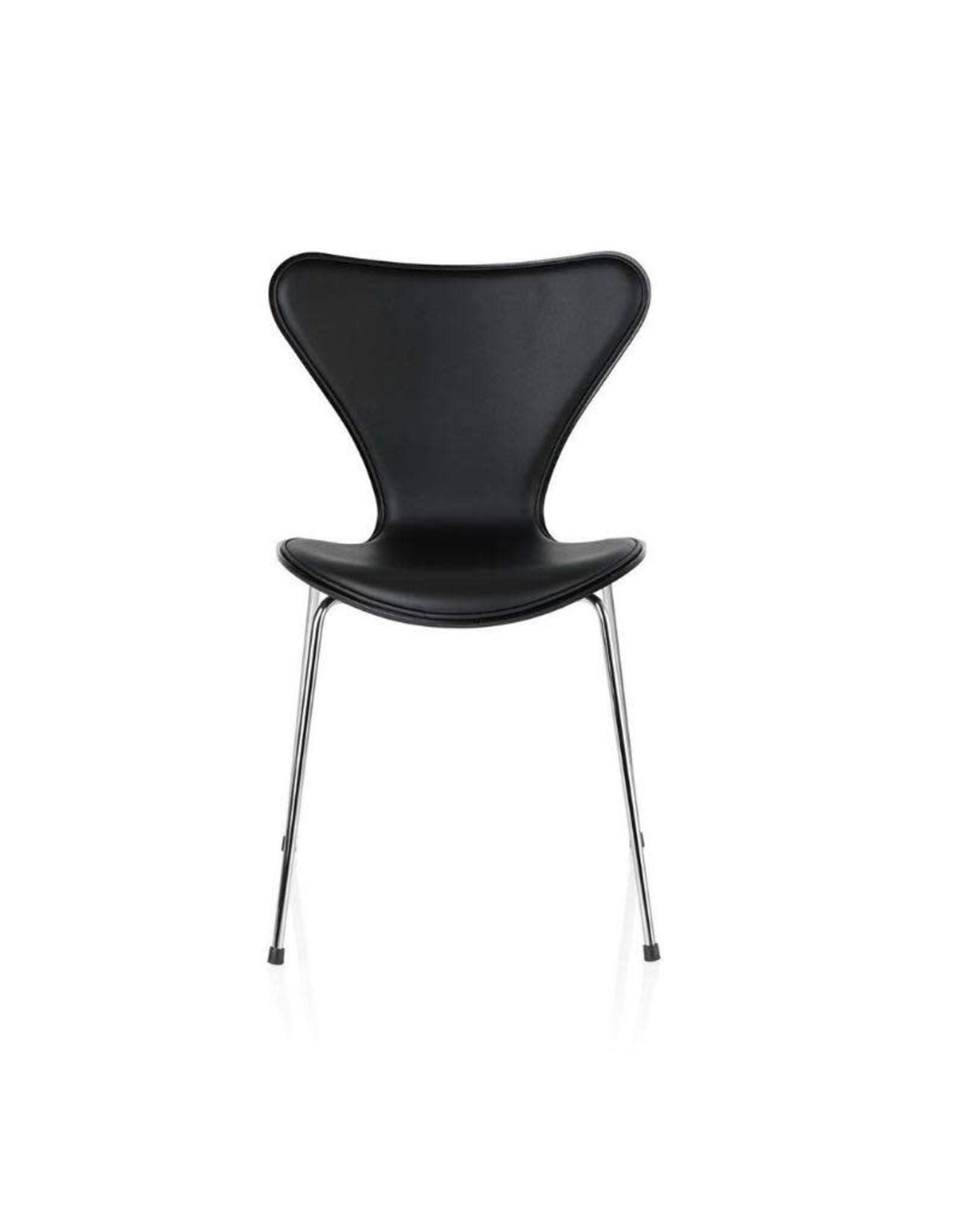 3107 SERIES 7 CHAIR, FRONT UPHOLSTERED LEATHER