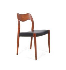 型號71 MØLLER 椅子