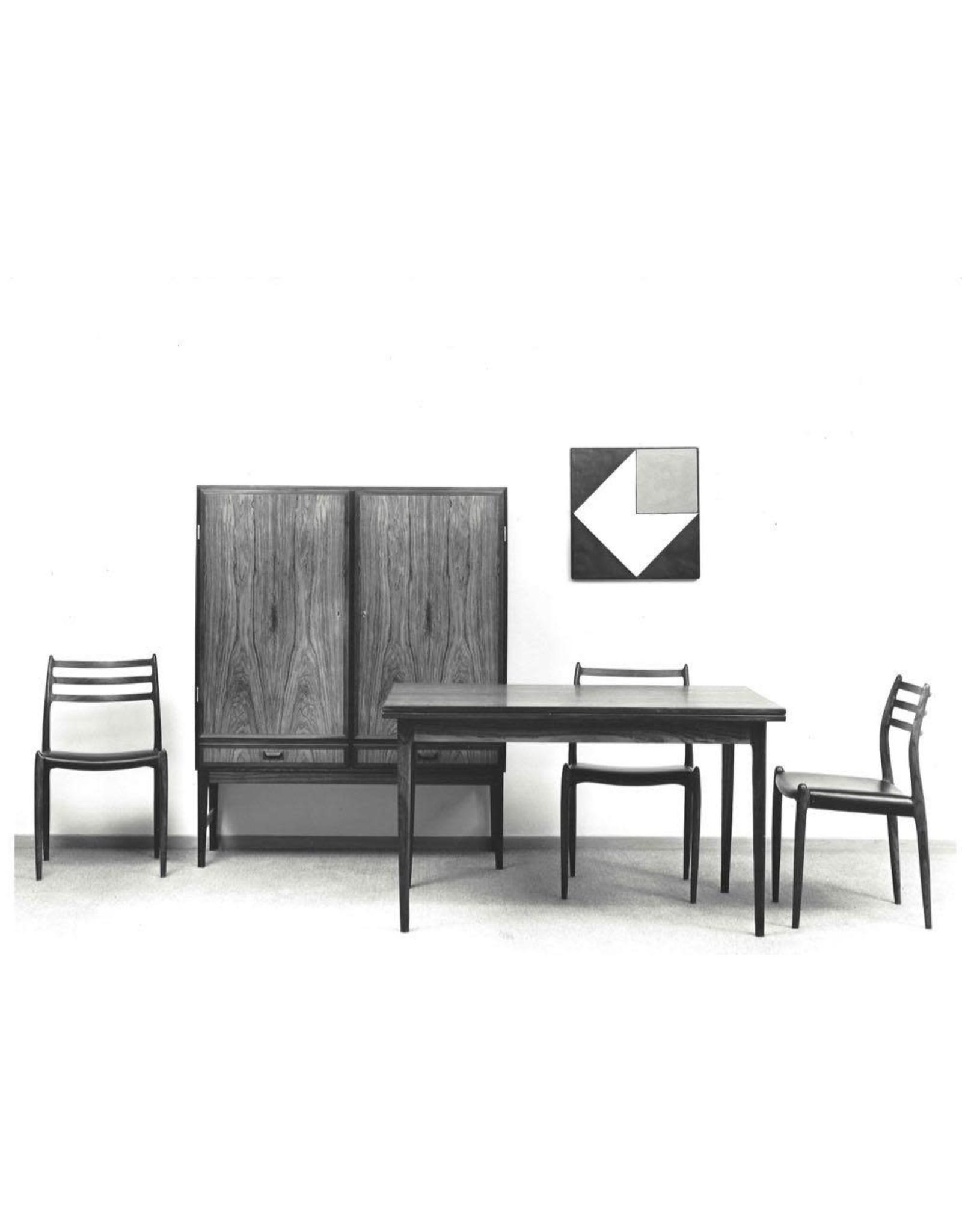 型號78 MOLLER 胡桃木椅子