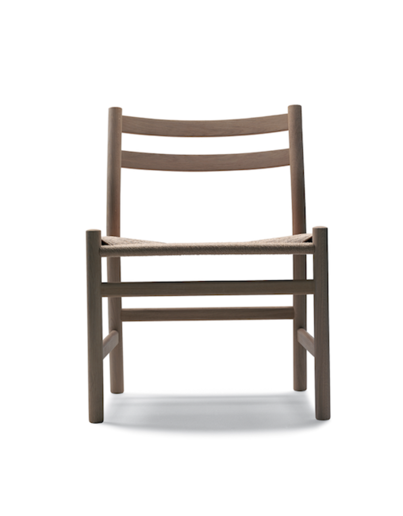 CH47 CHAIR WITH SOLID OAK FRAME