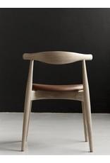 CH20 THE ELBOW 橡木餐椅