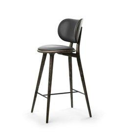MATER 01212 HIGH STOOL 有靠背高椅