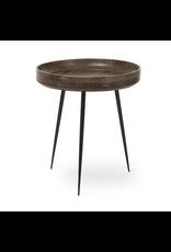 MANGO BOWL TABLE IN SIRKA GREY FINISHED MANGO WOOD