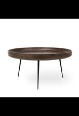 MANGO BOWL 染灰色芒果木边桌