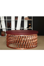 KARL ANDERSSON & SÖNER STEELO 沙發椅, 銅金屬底座