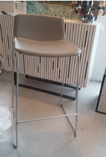 FREDERICIA 4312 PATO COUNTER STOOL IN LEATHER