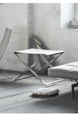 PK91 折疊凳, GRACE 皮革