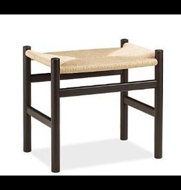 CARL HANSEN & SON CH53 櫸木藤編踏腳凳