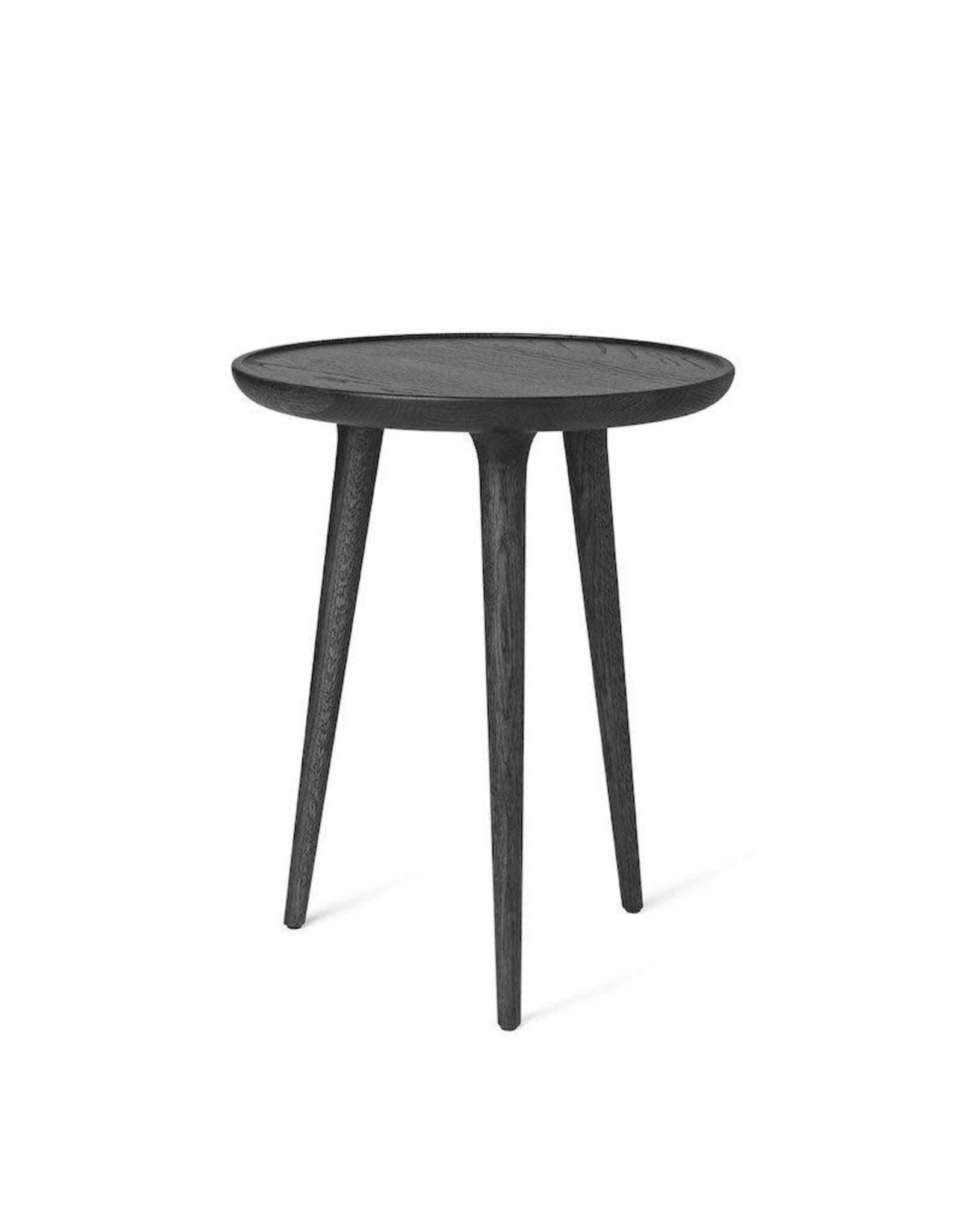 MATER ACCENT SIDE TABLE IN SIRKA GREY