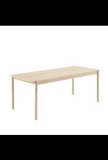LINEAR 橡木餐桌