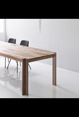 DK3 JEPPE UTZON TABLE #1 IN WILD OAK SANDWICH