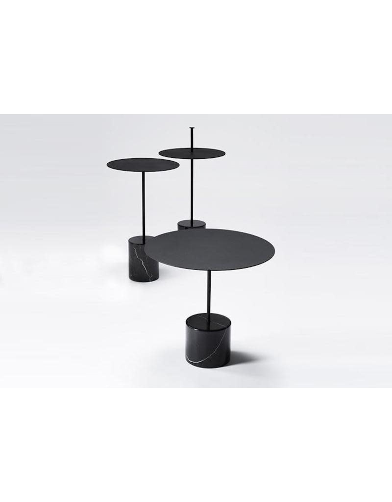 WON DESIGN CALIBRE HIGH MARBLE SIDE TABLE