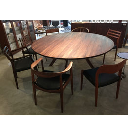 KARL ANDERSSON & SÖNER 3180 YPSILON CUSTOM ROUND DINING TABLE, FIVE LEGS