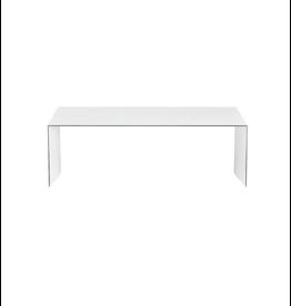 KARL ANDERSSON & SÖNER L1500 白色層壓板薄咖啡桌/茶几