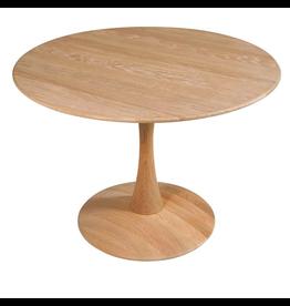 SNEDKERGAARDEN ND109 100T TRISSE TABLE IN SOLID OAK