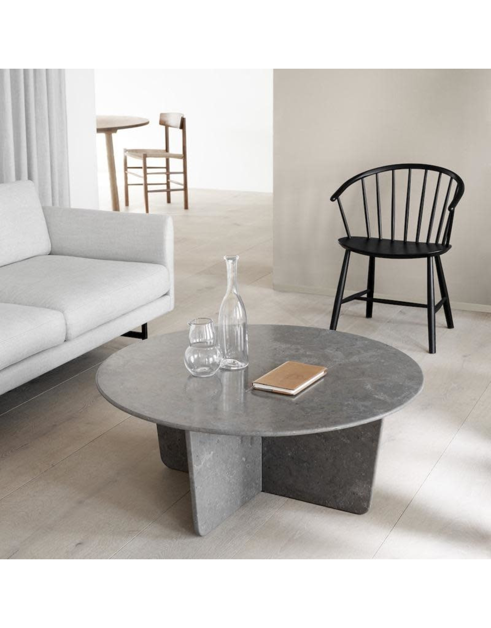 FREDERICIA 1960 TABLEAU  COFFEE TABLE