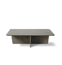 FREDERICIA 1965 TABLEAU SQUARE COFFEE TABLE