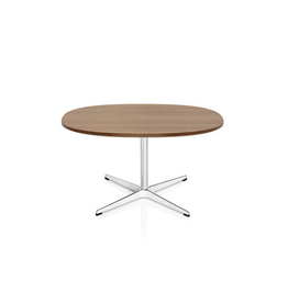 FRITZ HANSEN A203 SUPERCIRCULAR 胡桃木咖啡桌