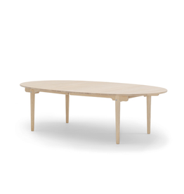 CARL HANSEN & SON CH338 EXTENDABLE DINING TABLE IN OAK
