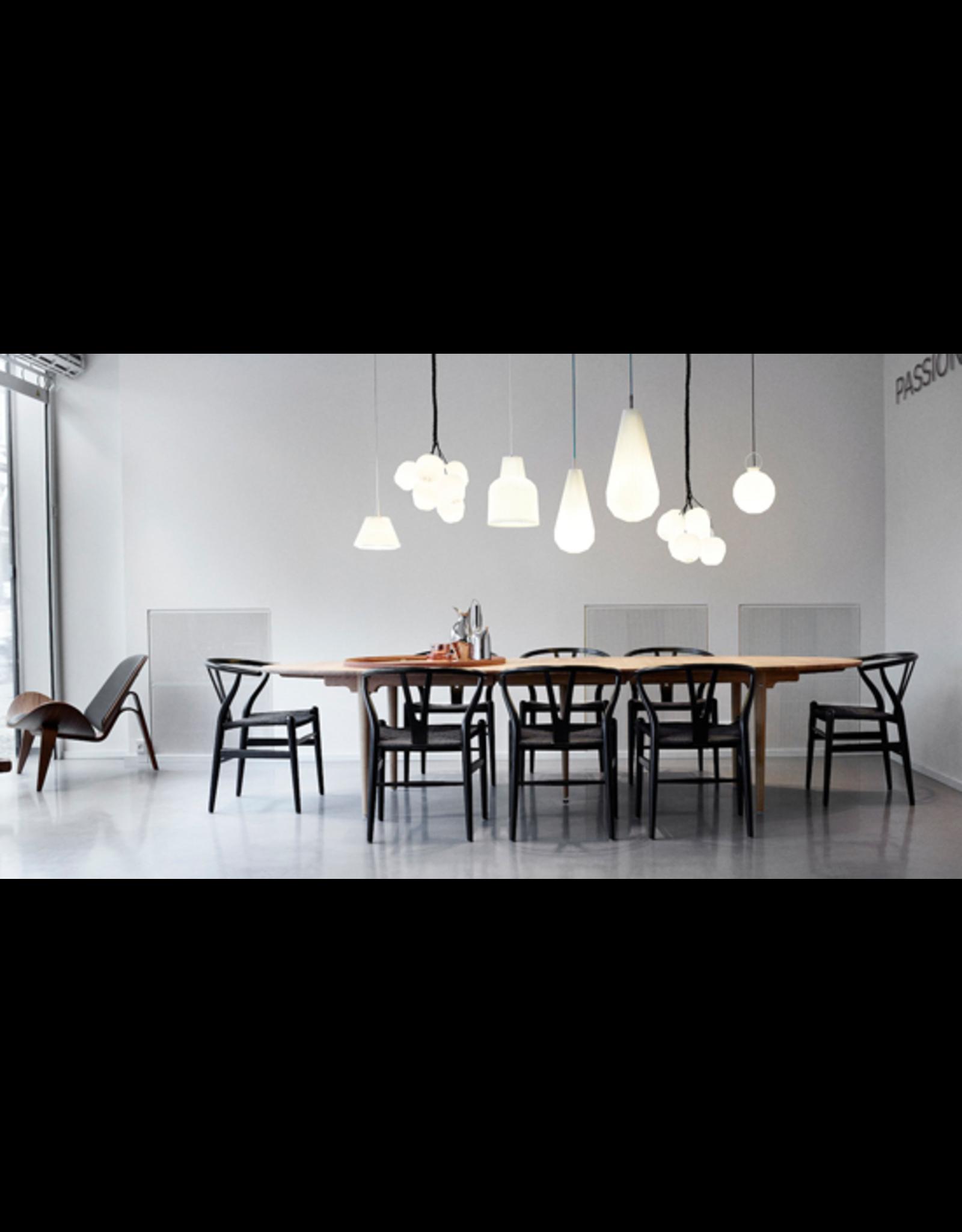 CARL HANSEN & SON CH339 EXTENDABLE DINING TABLE