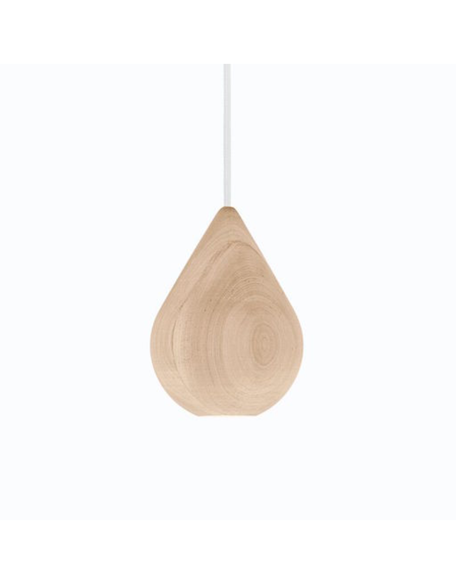 LIUKU BASE 水滴形橡木吊燈