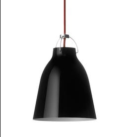 CARAVAGGIO 黑色高光澤天花吊燈