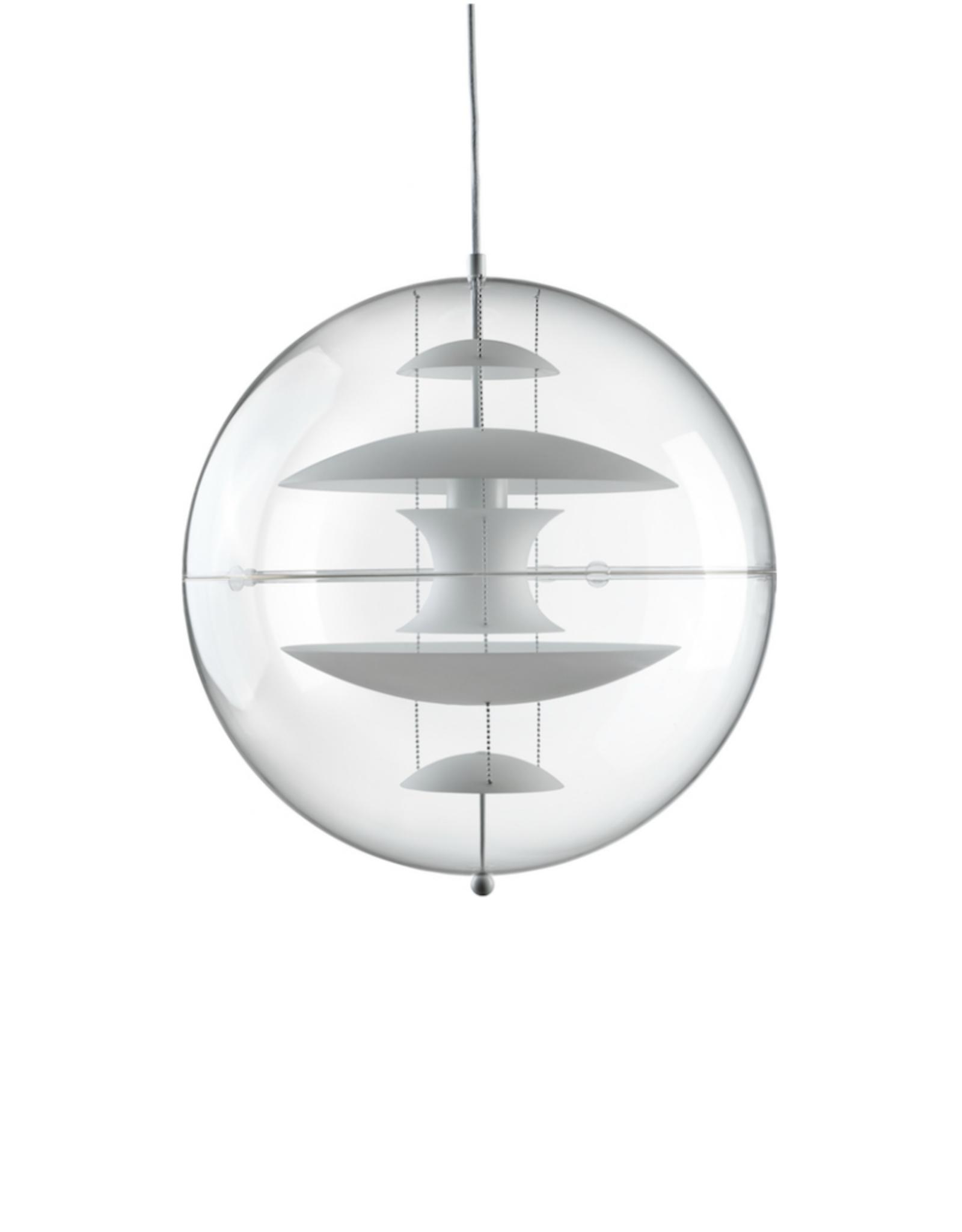 VP 玻璃球吊灯,直径50厘米