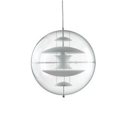 (陳列品) VP 玻璃球吊灯,直径50厘米