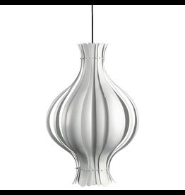 VERPAN ONION-SHAPED PENDANT 白色面洋葱形金属吊灯
