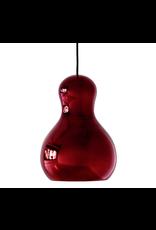 LIGHTYEARS CALABASH P2 RED PENDANT LIGHT