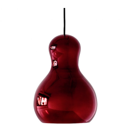 CALABASH P2 紅色葫蘆型吊燈
