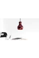 CALABASH P2 RED PENDANT LIGHT
