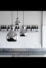 CALABASH P2 銀色葫蘆型吊燈