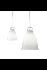 CARAVAGGIO 蛋白玻璃燈罩吊燈