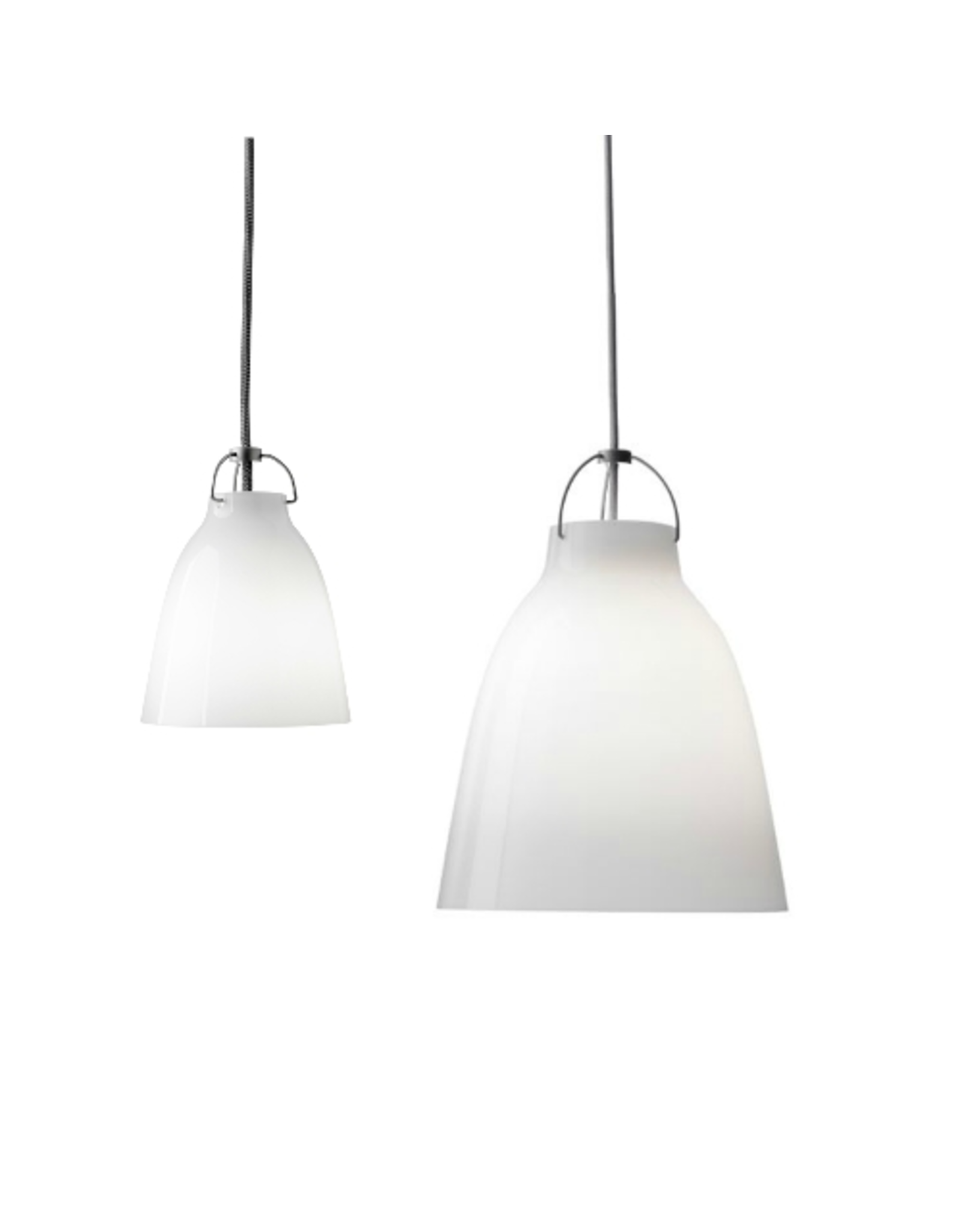 LIGHTYEARS CARAVAGGIO 蛋白玻璃燈罩吊燈