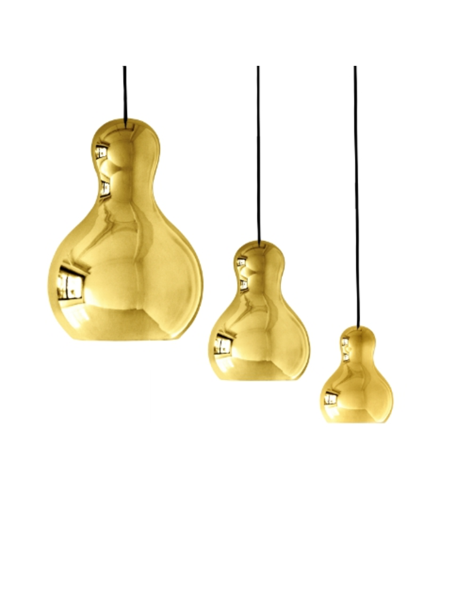 CALABASH 金色天花吊燈