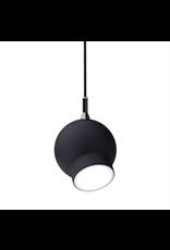 OGLE PENDANT LAMP IN BLACK