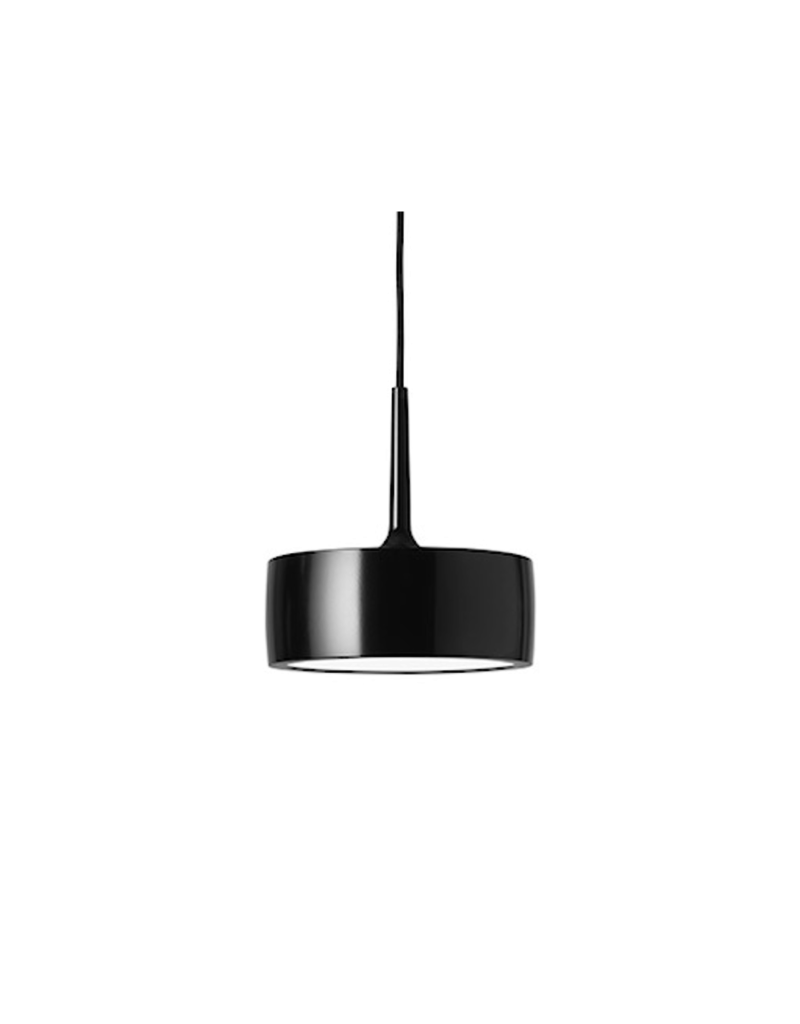 ATELJE LYKTAN RIFF 150 PUCK PENDANT LAMP IN BLACK