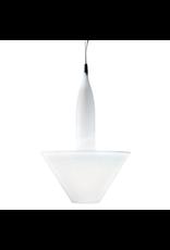 SERRALUNGA BONHEUR SOSPENSIONE PENDANT LAMP, NEUTRAL