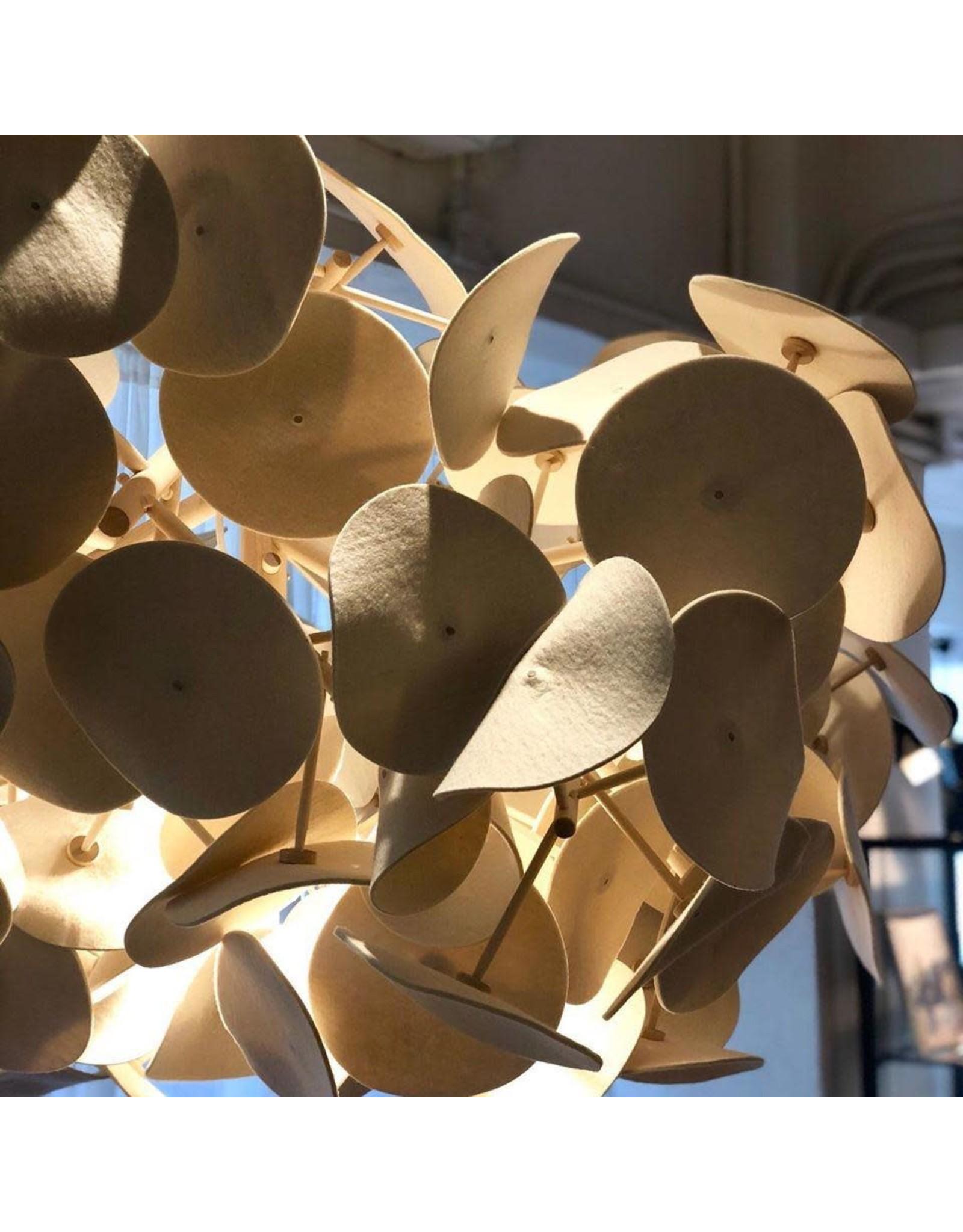 GREEN FURNITURE LEAF 樹葉吊燈