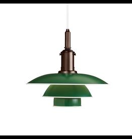 LOUIS POULSEN PH 3 1/2-3 綠色吊灯
