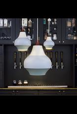 CIRQUE PENDANT LAMP, TOP IN COPPER