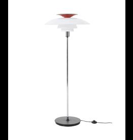 MANKS ANTIQUES 1960's PH8O FLOOR LAMP