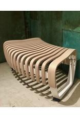 NOVA C BENCH 2 SEATS