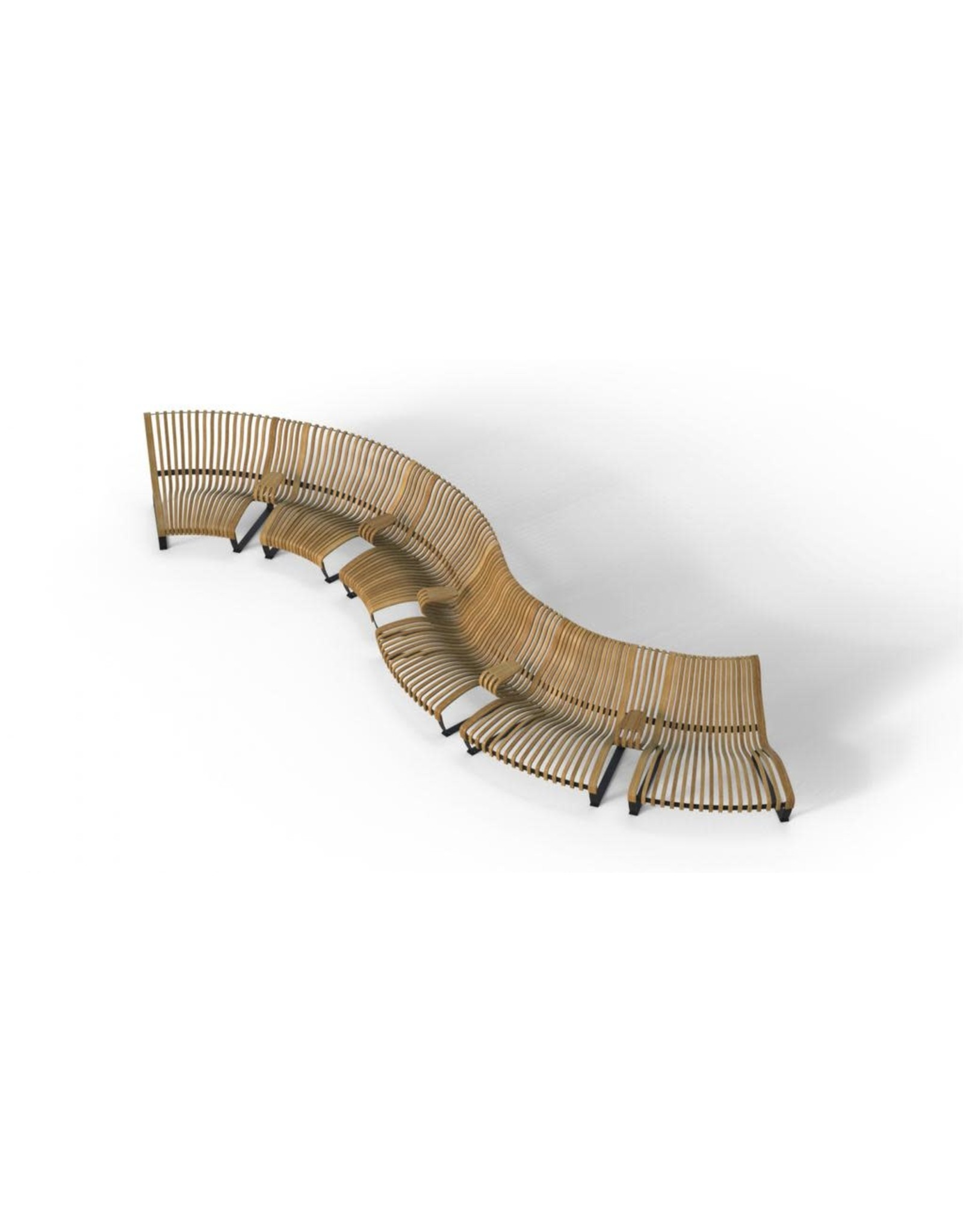 NOVA C NOVA C RECLINER 2 SEATS BENCH
