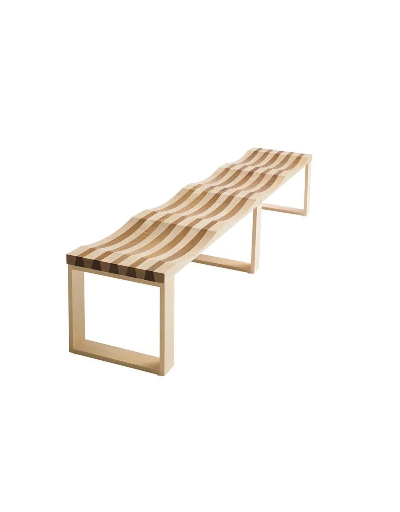 SIDE BY SIDE 4 座位长凳