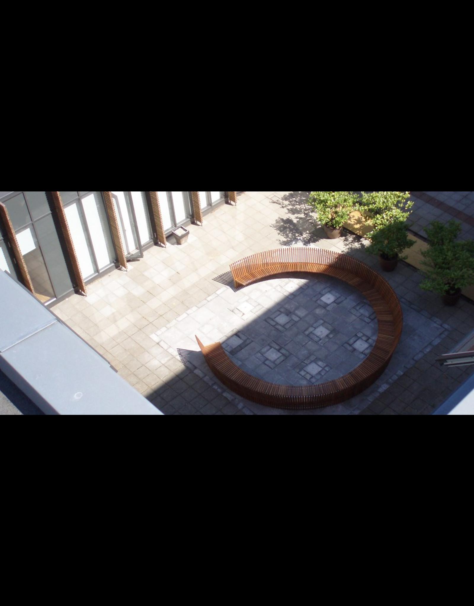 ASTRAL SEMI-CIRCLE BENCH