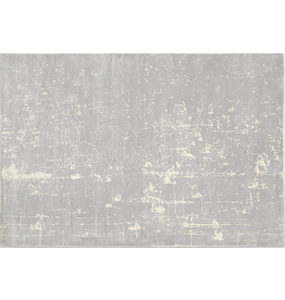 MATER OILFIELD INFO RUG 灰啡色/米色混合的油田资讯地毯