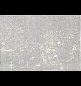 (陳列品) OILFIELD INFO RUG 灰啡色/米色混合的油田资讯地毯